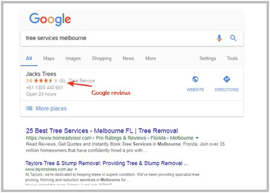 google tree lopping reviews Adelaide