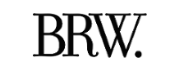 BRW logo black small