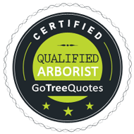 certified arborist GTQ badge