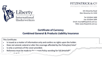 public-liability-insurance-papers-for-arborist-services-perth