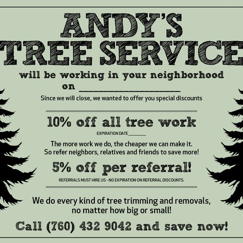 Andys-tree-service-flyer