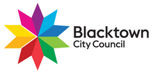 blacktown council nsw logo